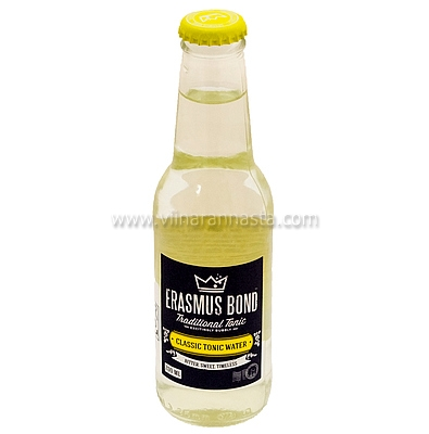Erasmus Bond Classic Tonic Water 20cl