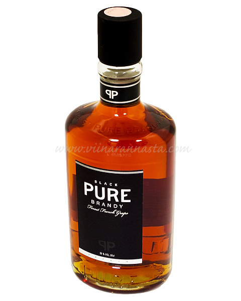 Pure Black Brandy 38% 50cl